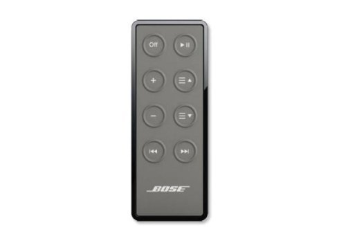 Bose Replacement Remote - For Bose SoundDock Series II or Bose SoundDock Portable - Black