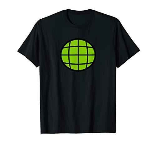 Planeteer Team Logo Halloween Costume 90's Retro Group Idea ()