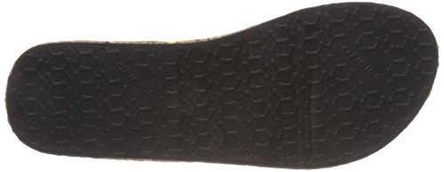 Bed Cork Flip Mujer Black Out Fw Schwarz 9010 Chanclas Flops O'neill Para wa61S