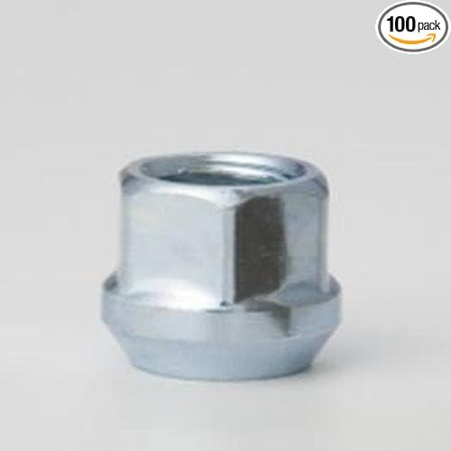 West Coast Accessories W1012B Wheel Lug Nut /& Install Kit 100 Pack