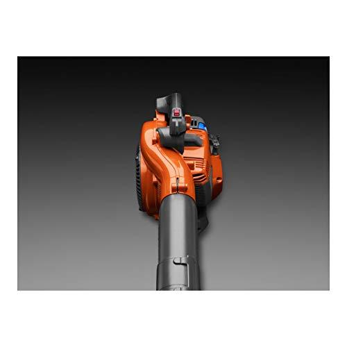 Husqvarna 525BX aspiradora de hojas Negro, Naranja - Soplador de hojas (850 W, Negro, Naranja, Gasolina, 3000 RPM, 4,3 kg)