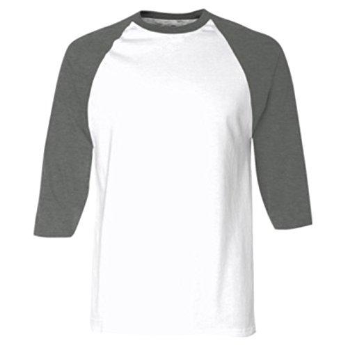 3 Apparel T da uomo shirt nera American a 4 bianca g6wqRf