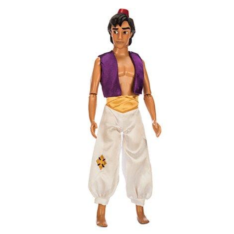 Disney Classic Prince Aladdin Doll -- 12''