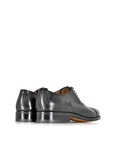 Moreschi , Chaussures de ville à lacets pour homme noir Schwarz IT - Marke Größe