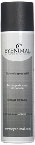 Eyenimal CPACCAER012 Deluxe Refill Spray No Bark Collar, Citronella