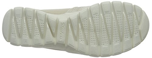 Sneakers Skechers Quick On Slip Beige 0 3 Natural Escapade Flex Ez Women's pOnqzSp