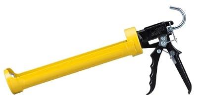 Dripless SI500 Contractor Grade Heavy Duty Caulking Gun, 29 oz. Cartridge Capacity, 14:1 Thrust Ratio