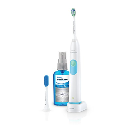 Philips Sonicare 2 Series Rechargeable Toothbrush With Tonguecare Plus Kit