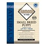 Diamond Naturals Dry Food for Puppy, Small Breed Chicken Formula, 18 Pound Bag, My Pet Supplies