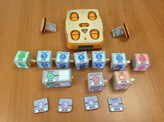 KIBO 10 Robot kit - Intro kit with 10 Programming Blocks