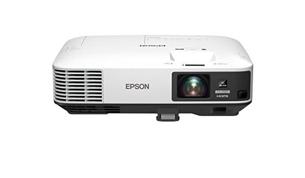 Epson EB-2255U Video - Proyector (5000 lúmenes ANSI, 3LCD, WUXGA ...