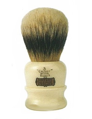 Simpsons Chubby 1 Best Badger Shaving Brush (Simpson Chubby 2 Best Badger)