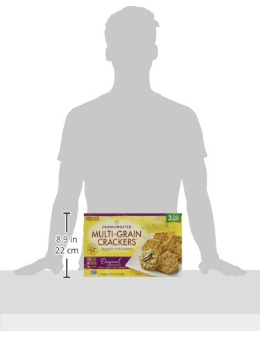 Crunchmaster Multi-Grain Crackers, 3 pk./7 oz. ( 1 BOX ) by Unknown (Image #8)