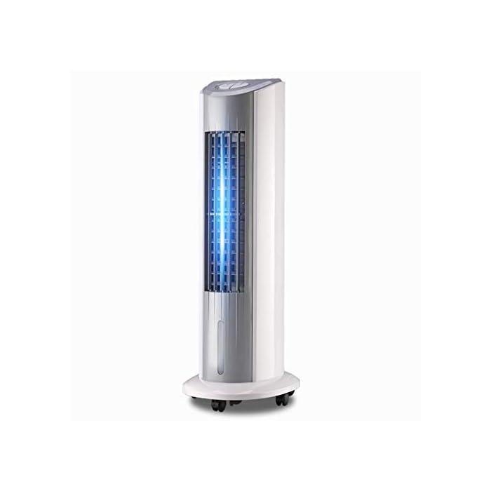 31yKV4bPr1L POTENTE REFRIGERACIÓN: este ventilador de torre ultrapotente de 60 W cuenta con una vasta cobertura de oscilación automática de 60 grados, perfecto para enfriar grandes áreas de su hogar, sala de estar, dormitorio u oficina. 3 VELOCIDADES DE VENTILADOR Y 3 MODOS DE VIENTO: Equipado con velocidades de ventilador de bajo, medio y alto rendimiento y 3 modos de viento impresionantes, que incluyen normal, natural y de reposo para brindar la mejor refrigeración en todas las situaciones. El modo de suspensión es perfecto para hacer que las cálidas noches de verano sean más cómodas. CONTROL REMOTO: con un panel de control fácil de usar y un conveniente control remoto inalámbrico que le da la libertad de ajustar sin esfuerzo todas las funciones, incluida la velocidad del aire frío, la configuración del viento y el temporizador desde el otro lado de la habitación