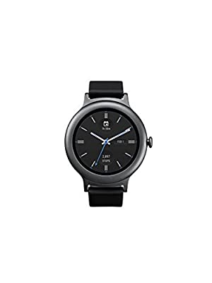 LG Electronics LGW270.AUSATN LG Watch Style Smartwatch with Android Wear 2.0 - US Version