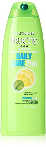 Garnier Fructis Daily Care 2-in-1 Shampoo and Conditioner, 13 Fluid ()