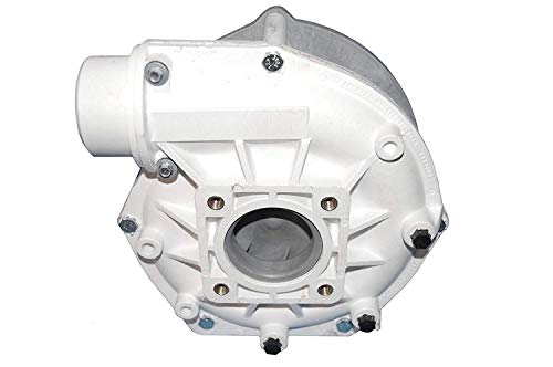 - Jacuzzi Whirlpool bath white pump