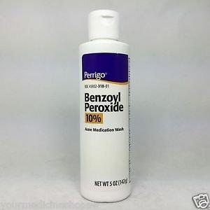 Perrigo Benzoyl Peroxide 5 oz Pack of 2