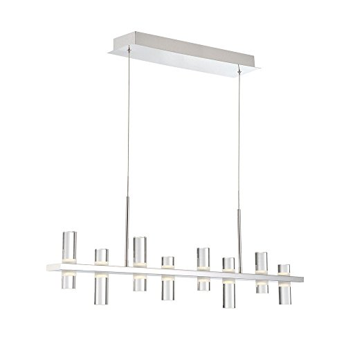 (EuroFase 33723-013 LED Linear Chandelier)