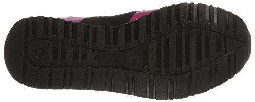 Love Moschino, Zapatillas para Mujer Negro (Fuchsia)