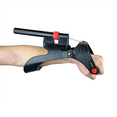 Gymforward Wrist Strength Exerciser Adjustable Forearm Trainer Arm Strengthener for Bodybuilding Crossfit