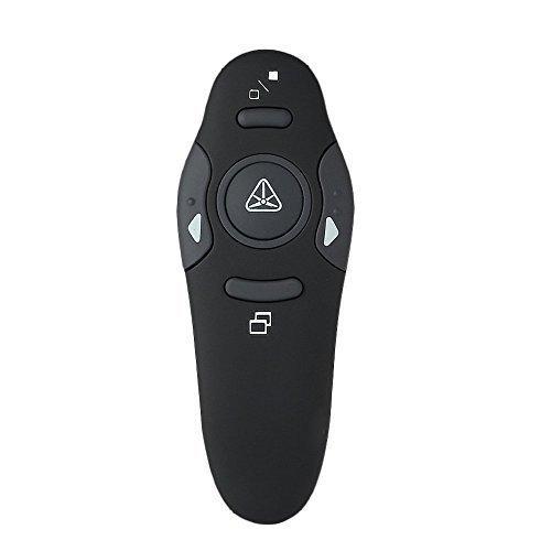 HIGHROCK RF 2.4GHz Wireless USB PowerPoint PPT Presenter Remote Control Pointer Pen