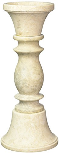 Marble Pillar Candle (Creative Home Champagne Marble 11