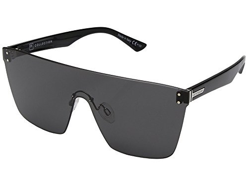VonZipper Unisex Alt-Donmega Black Gloss/Grey - Alt Sunglasses