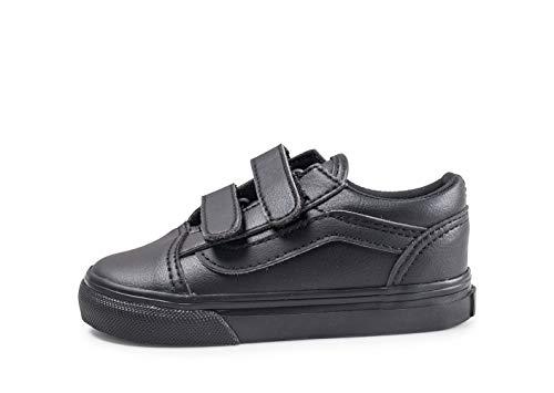 Vans Erwachsene classic Unisex Black Mono VD3Y Sneakers Tumble WBwAa8q