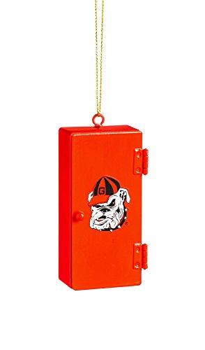 - Team Sports America Georgia Bulldogs Team Locker Ornament