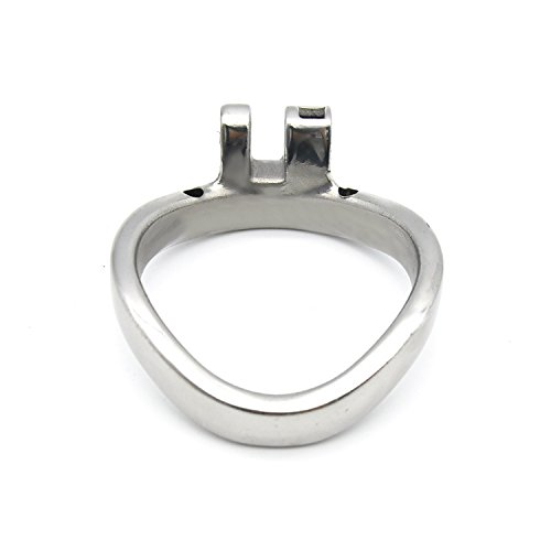 ZCLianer Single Base Ring for Stainless Steel Classic Male Chastities Device Accessories ZC4G 2 inch