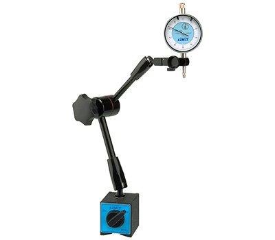 Limit - Kit soporte magnético con reloj comparador
