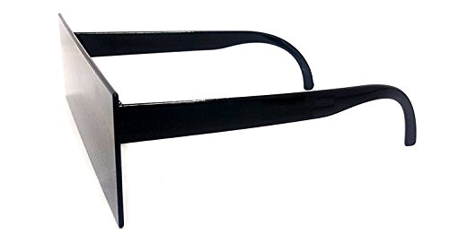 Bewild Black Bar Censorship Style Novelty - Sunglasses Censored