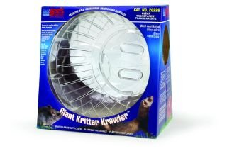 Lee S Aquarium & Pet Products Giant Kritter Krawler Clear 12.5 Inch - 20226