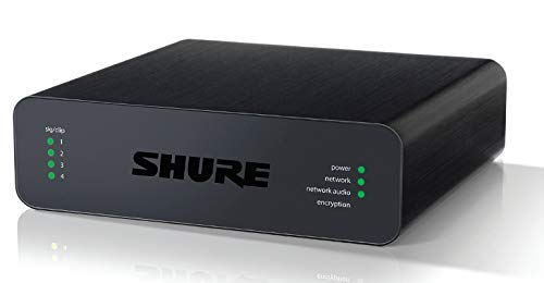 (Shure ANI4OUT-XLR 4-Out Audio Network Interface)