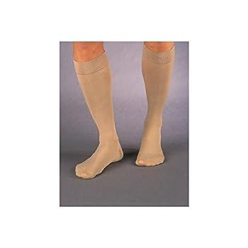 Jobst Relief 20-30 Thigh-Hi Open-Toe Beige Medium (pair)
