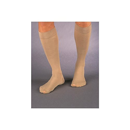Jobst Relief 20-30 Thigh-Hi Open-Toe Beige Medium (pair)
