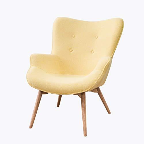 Siège de rembourré chaise avec de lin d'appoint tissu en R4S3AjqcL5