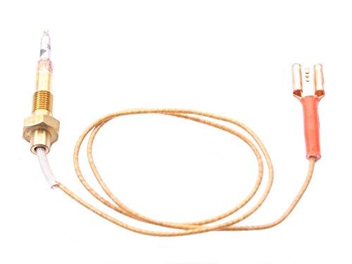 Bartscher thermocouple M6x 0,75avec câble de connexion pour cuisinière à gaz pour graveur Grande Longueur 450mm