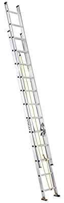 Stanley Aluminum Extension Ladder