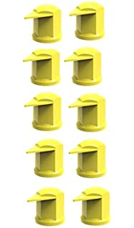 20 Pieces by Workshop Plus FREIGHT PRODUCTS Wheel Nut Indicators Drivers Pack 27mm