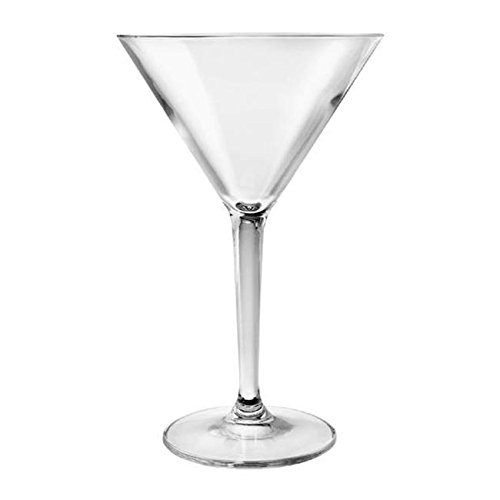 Excellency Champagne Glass - Anchor Hocking Martini Glass, 9 Ounce - 12 per case