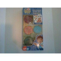 Nick Jr Moldable Soap Set -