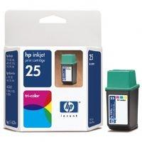 [HP Model 51625A Tricolor Ink Cartridge] (Hp Deskjet 300 Series)
