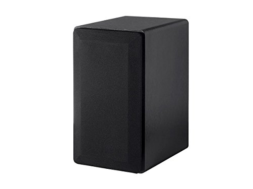 Monoprice Select 4-Inch 2-Way Bookshelf Speakers (Pair), Black Finish by Monoprice B016WYP46C