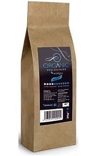 Tamazor - Café Descafeinado En Grano Ecológico Organic Peru - 250 Gr.