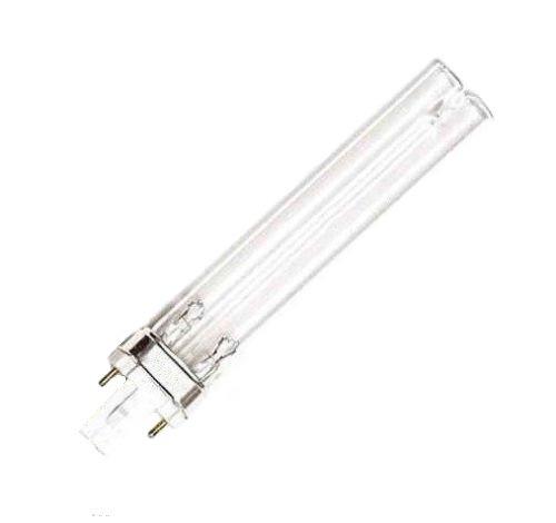 13 Watt UV-C 13W Germicidal Ultraviolet UV Bulb 13Watt UV Bulb G23 base AUVC-13W1 (Pond Filter Ultraviolet)