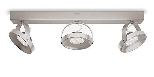 Philips MYL Spur Spot stahl geb 3 x 320 lm 533131716: Amazon.de ...