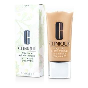 Amazon Com Clinique Stay Matte Oil Free Makeup 06 Ivory Vf N