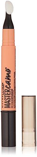 Circle Dark Concealer - Maybelline Master Camo Color Correcting Pen, Apricot For Dark Circles, light-med, 0.05 fl. oz.